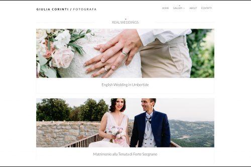 Web agency Umbertide Corinti