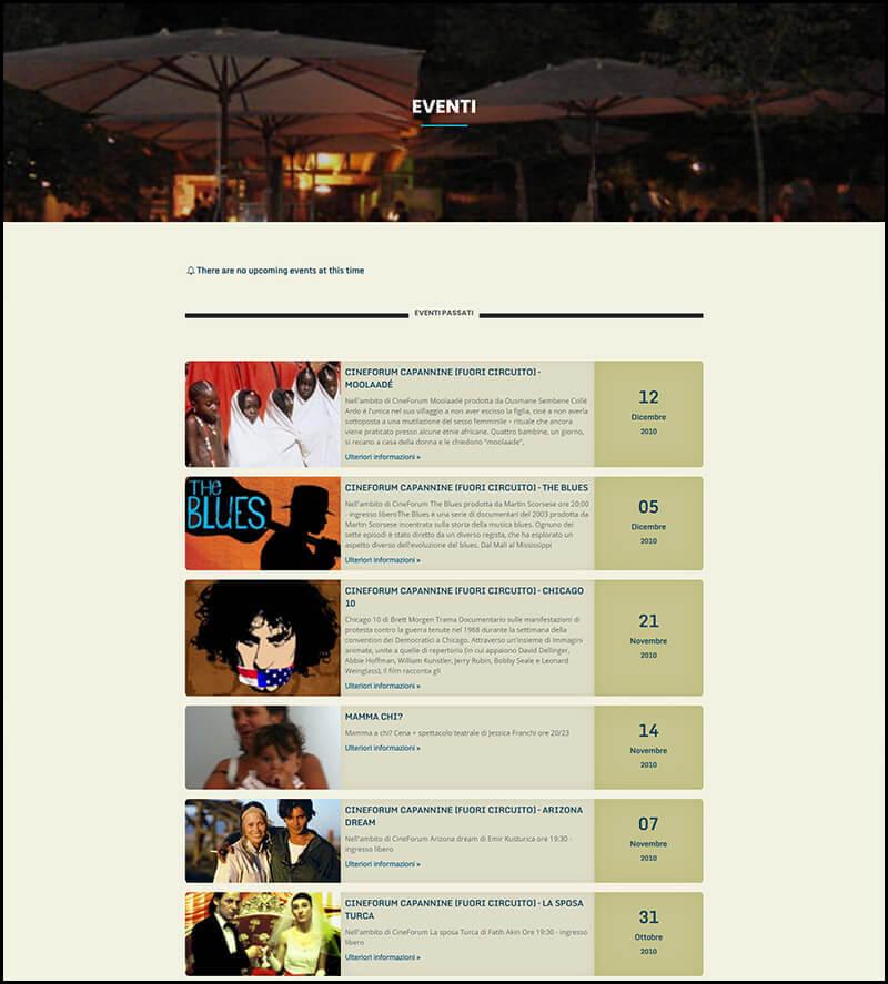 Sito internet Perugia
