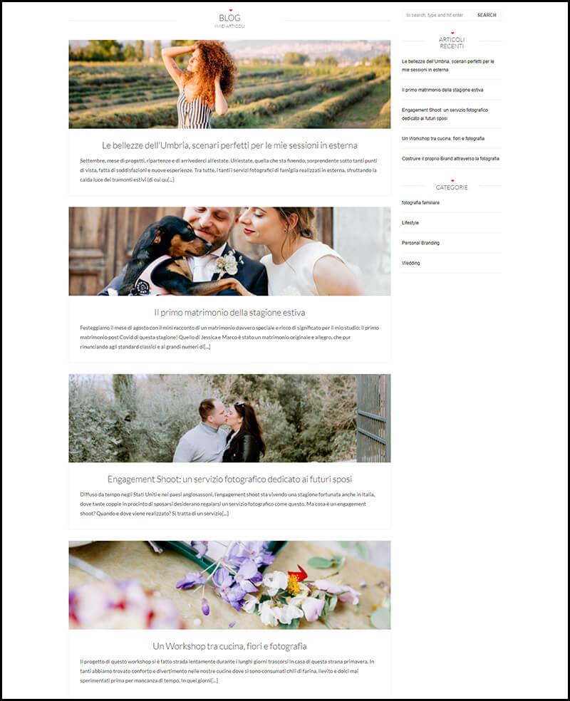 creare un sito web Perugia