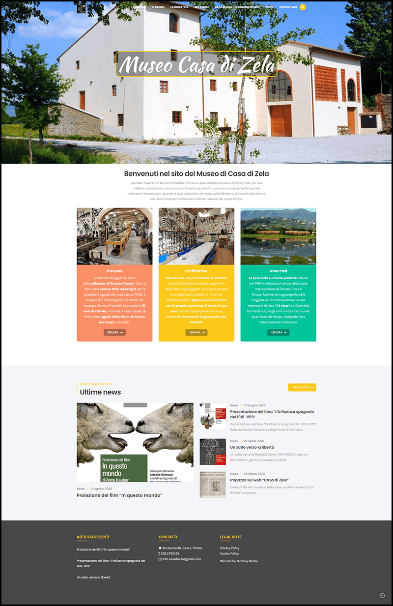 Web Design perugia