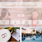 Un sito web dedicato al mondo del wedding