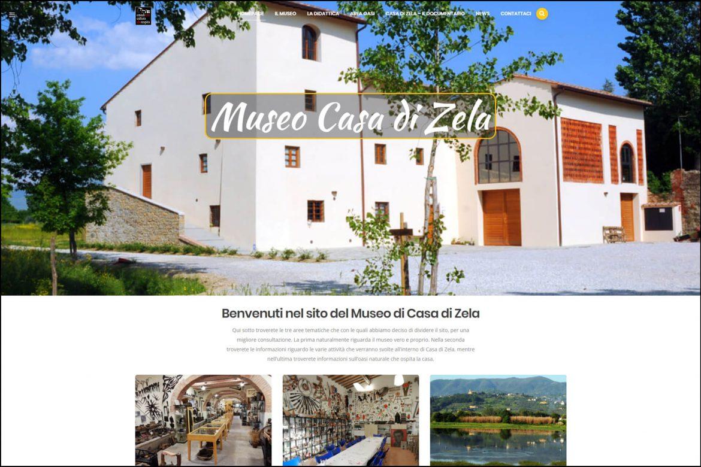 Cover museo casa di zela