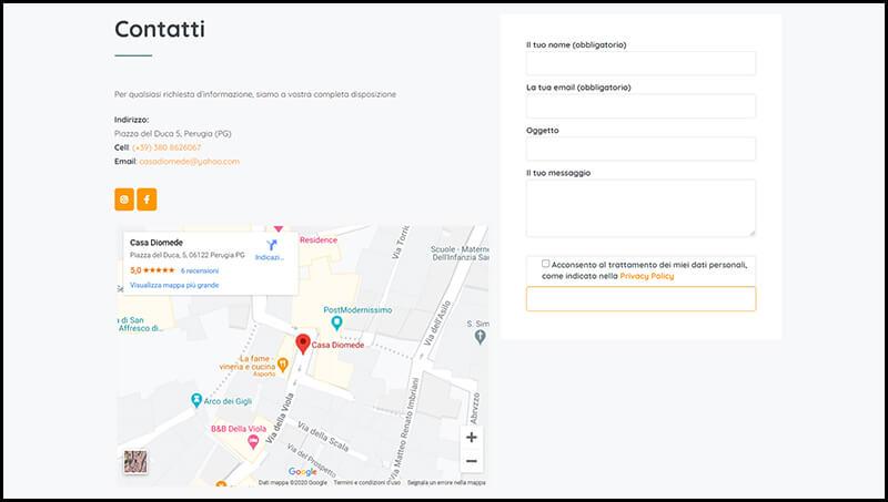 Realizzazione siti Perugia