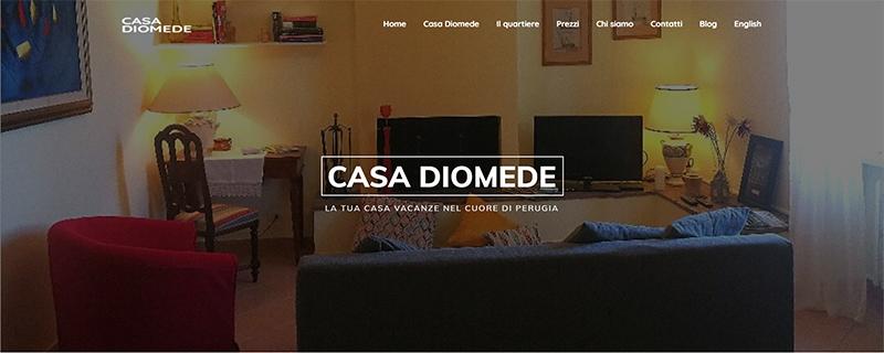 Sito web casa vacanze