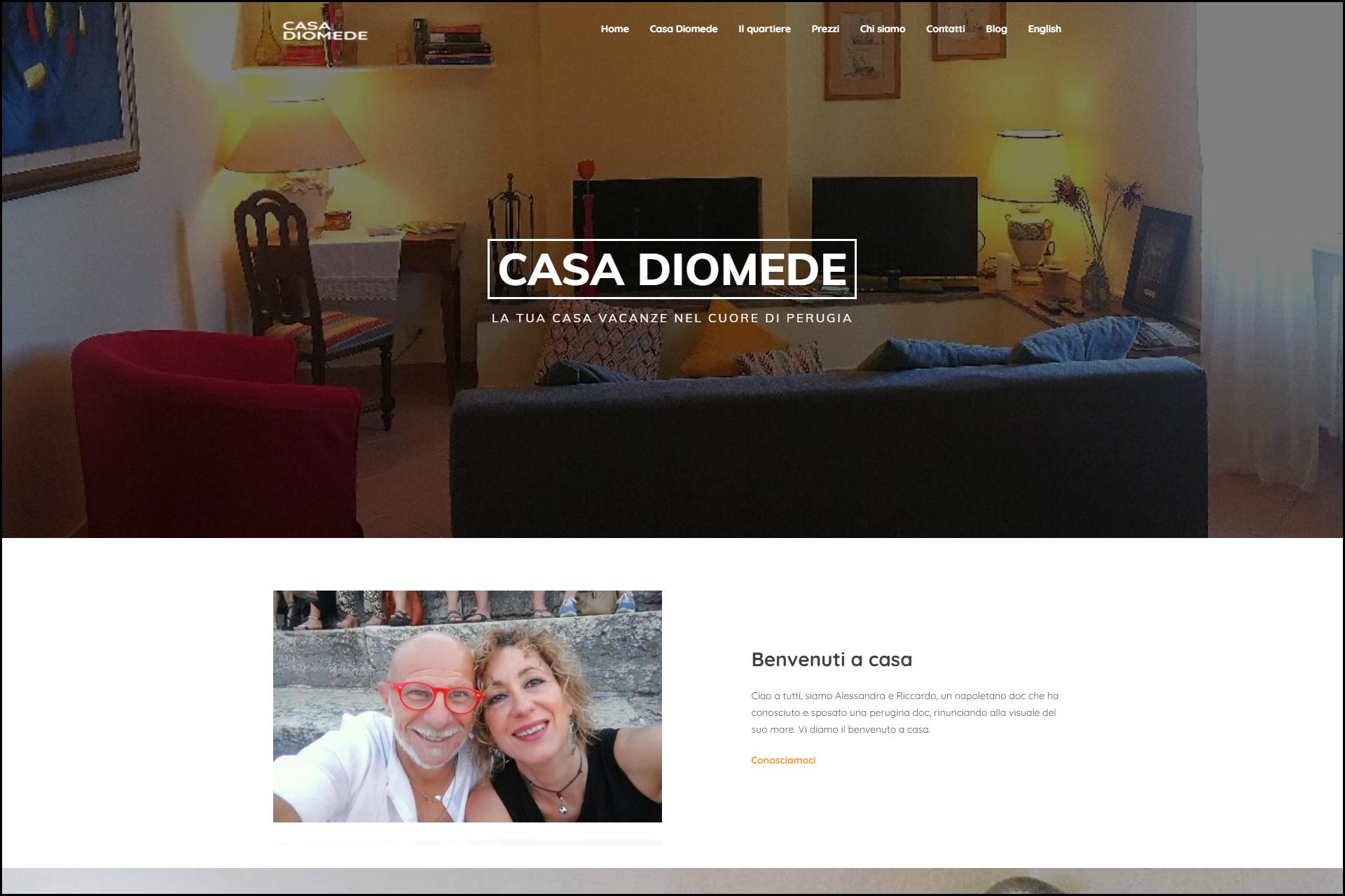Cover casa diomede