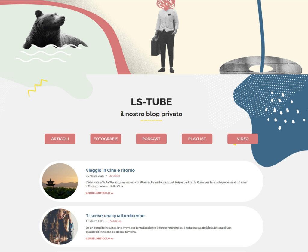 LS blog
