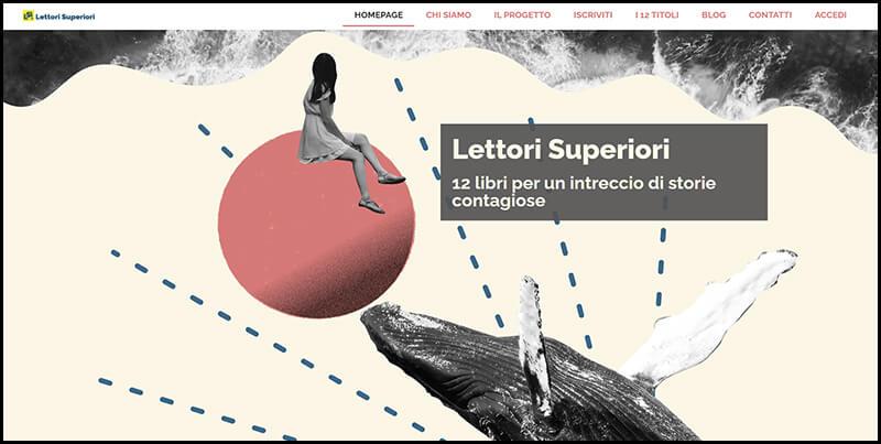 Lettori homepage